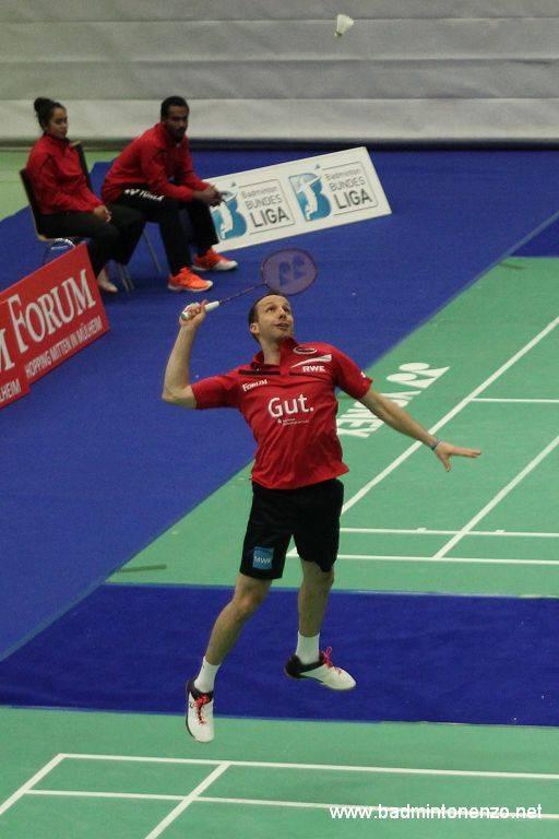 badminton mülheim