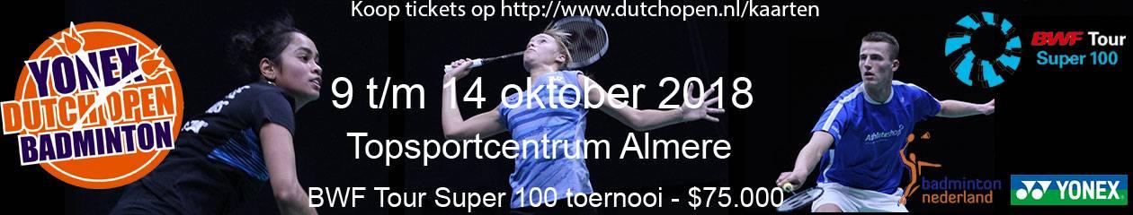 Badminton en zo